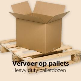 Palletdozen van zware kwaliteit