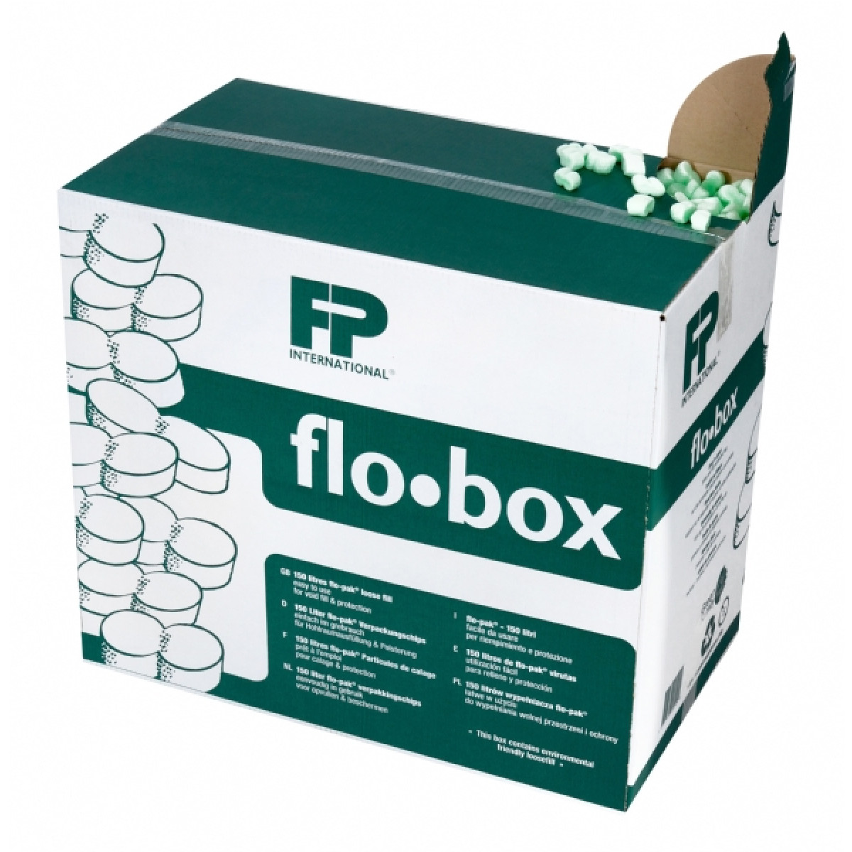 Flo-Box Green 150 ltr