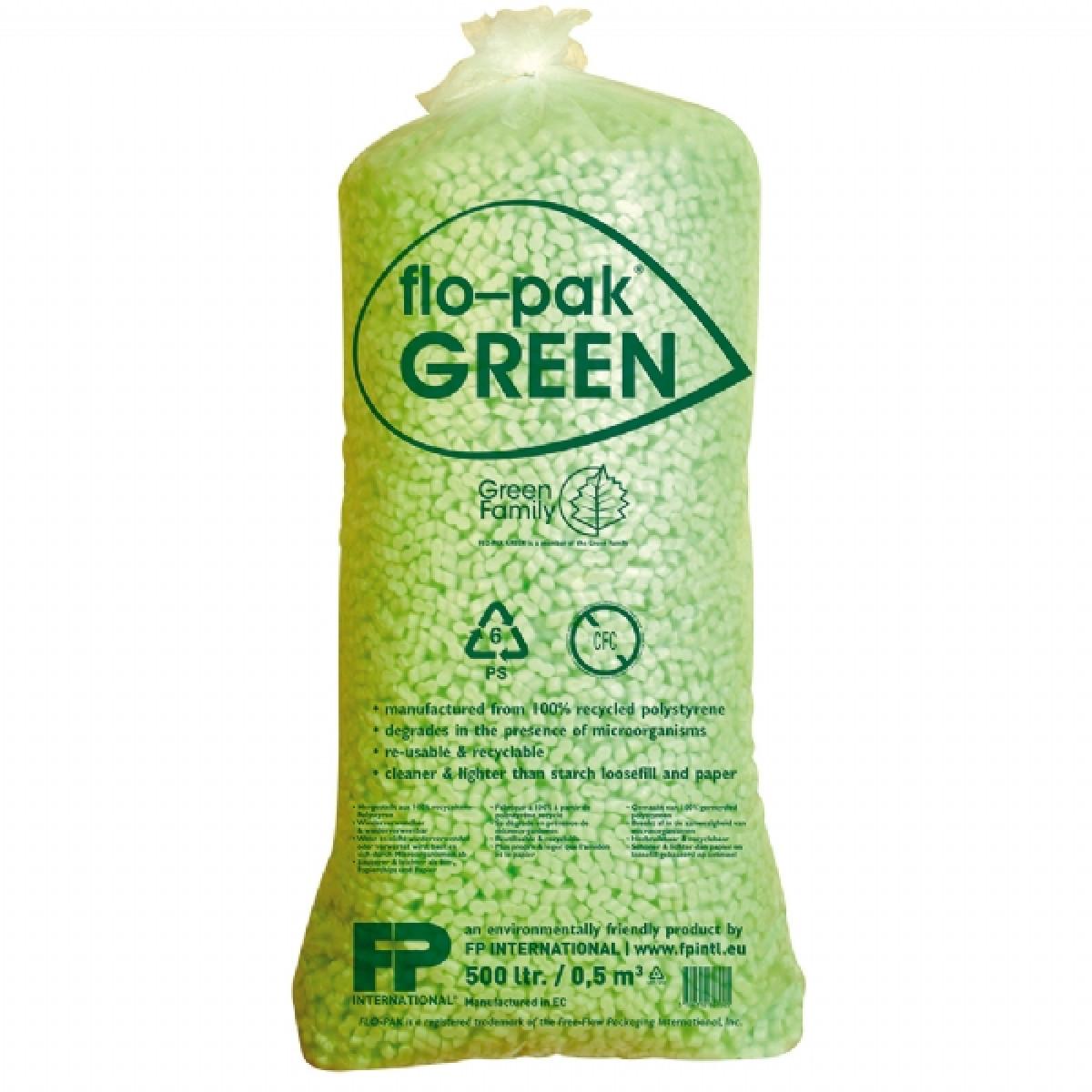 Flo-pak Green 500 ltr