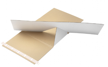 Boekverpakking bestellen