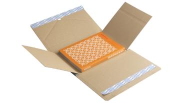Persoonlijke boekverpakkingen