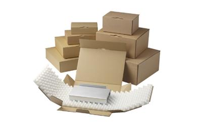 Kartonnen verpakkingsdozen